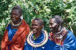 Masai Women, Tanzania