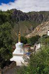 Stupa, Tibet