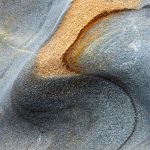 Rock Abstract Point Lobos