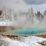 Hot Springs, Yellowstone